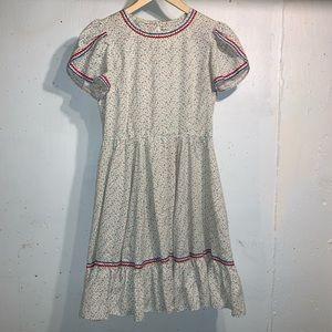 Vintage Square Dance Dress